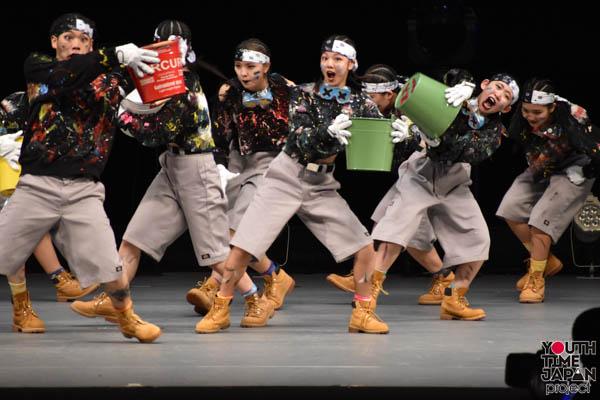 【スモールクラス全国大会】東京都立町田総合高校(東京)が演技を披露!<第14回日本高校ダンス部選手権DANCE STADIUM>