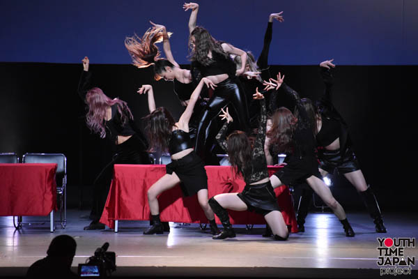 USEN-NEXT I'moonが日本高校ダンス部選手権DANCE STADIUMでパフォーマンスを披露!
