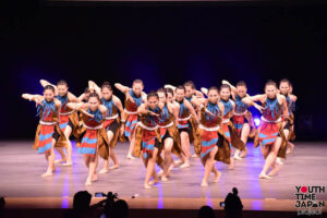 日本女子大学附属高校(神奈川県)が演技を披露!<第14回日本高校ダンス部選手権DANCE STADIUM>