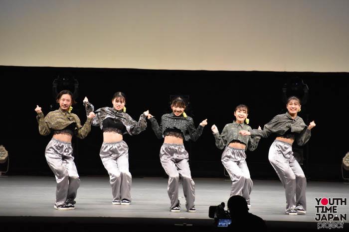 【スモールクラス全国大会】上宮高校(大阪)が演技を披露!<第14回日本高校ダンス部選手権DANCE STADIUM>