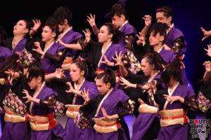 神奈川県立百合丘高校(神奈川県)が演技を披露!<第14回日本高校ダンス部選手権DANCE STADIUM>