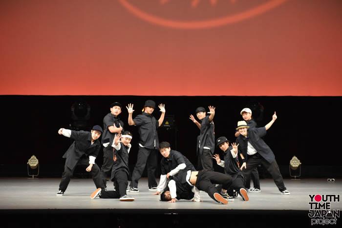 【スモールクラス全国大会】北九州市立高校(福岡)が演技を披露!<第14回日本高校ダンス部選手権DANCE STADIUM>