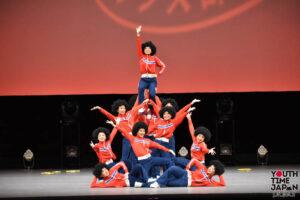 【スモールクラス全国大会】柳川高校(福岡)が演技を披露!<第14回日本高校ダンス部選手権DANCE STADIUM>