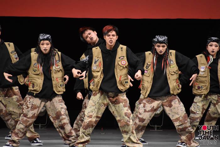 【スモールクラス全国大会】愛知工業大学名電高校(愛知)が演技を披露!<第14回日本高校ダンス部選手権DANCE STADIUM>