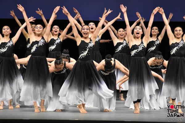 【ビッグクラス全国大会】福岡大学附属若葉高校(福岡)が演技を披露!<第14回日本高校ダンス部選手権DANCE STADIUM>