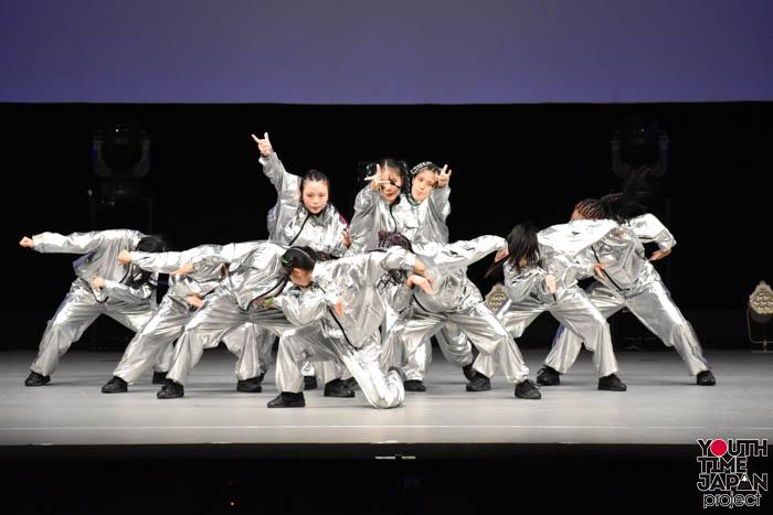 【スモールクラス全国大会】安城学園高校(愛知)が演技を披露!<第14回日本高校ダンス部選手権DANCE STADIUM>