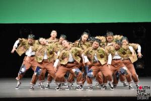 【スモールクラス全国大会】神奈川県立百合丘高校(神奈川)が演技を披露!<第14回日本高校ダンス部選手権DANCE STADIUM>