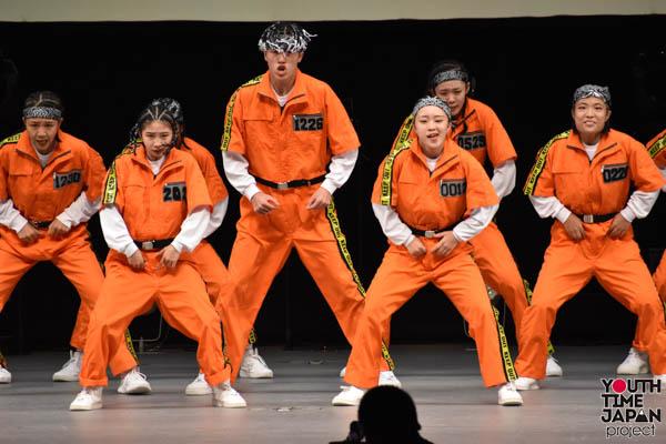 【ビッグクラス全国大会】大阪府立柴島高校(大阪)が演技を披露!<第14回日本高校ダンス部選手権DANCE STADIUM>