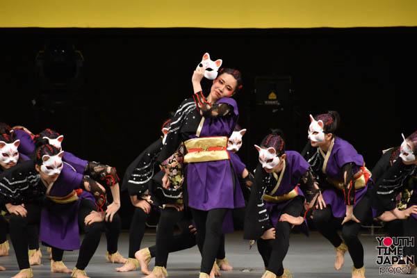 【ビッグクラス全国大会】神奈川県立百合丘高校(神奈川)が演技を披露!<第14回日本高校ダンス部選手権DANCE STADIUM>