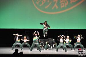 【スモールクラス全国大会】神奈川県立上鶴間高校(神奈川)が演技を披露!<第14回日本高校ダンス部選手権DANCE STADIUM>