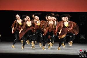 【スモールクラス全国大会】大阪府立久米田高校(大阪)が演技を披露!<第14回日本高校ダンス部選手権DANCE STADIUM>