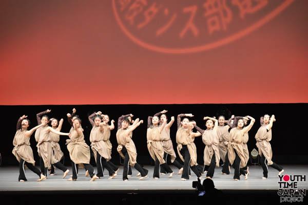 【ビッグクラス全国大会】桜丘高校(愛知)が演技を披露!<第14回日本高校ダンス部選手権DANCE STADIUM>