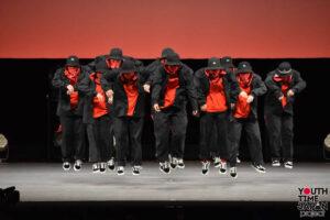 【スモールクラス全国大会】大阪府立渋谷高校(大阪)が演技を披露!<第14回日本高校ダンス部選手権DANCE STADIUM>