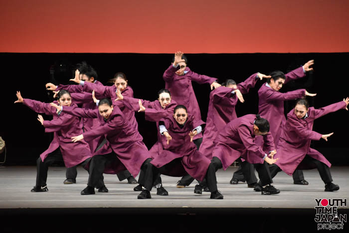 【スモールクラス全国大会】神奈川県立川崎北高校(神奈川)が演技を披露!<第14回日本高校ダンス部選手権DANCE STADIUM>