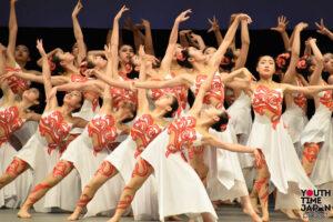【ビッグクラス全国大会】帝塚山学院高校(大阪)が演技を披露!<第14回日本高校ダンス部選手権DANCE STADIUM>