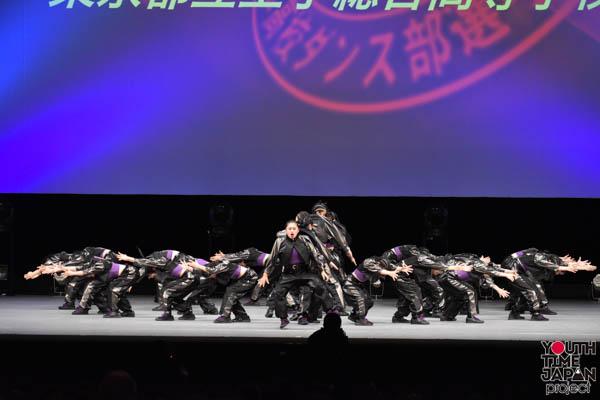 【ビッグクラス全国大会】東京都立王子総合高校(東京)が演技を披露!<第14回日本高校ダンス部選手権DANCE STADIUM>
