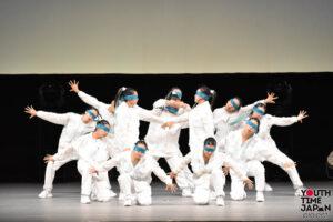 【スモールクラス全国大会】大阪府立河南高校(大阪)が演技を披露!<第14回日本高校ダンス部選手権DANCE STADIUM>