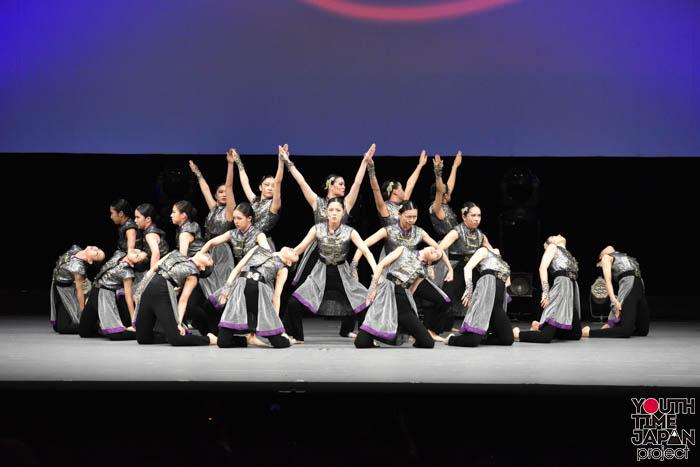 【ビッグクラス全国大会】関西学院高等部(兵庫)が演技を披露!<第14回日本高校ダンス部選手権DANCE STADIUM>