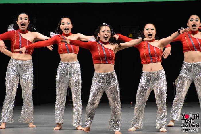 【スモールクラス全国大会】羽衣学園高校(大阪)が演技を披露!<第14回日本高校ダンス部選手権DANCE STADIUM>