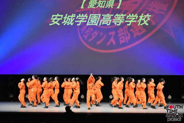 【ビッグクラス全国大会】安城学園高校(愛知)が演技を披露!<第14回日本高校ダンス部選手権DANCE STADIUM>