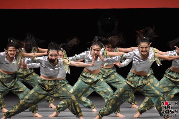 【ビッグクラス全国大会】大阪市立汎愛高校(大阪)が演技を披露!<第14回日本高校ダンス部選手権DANCE STADIUM>
