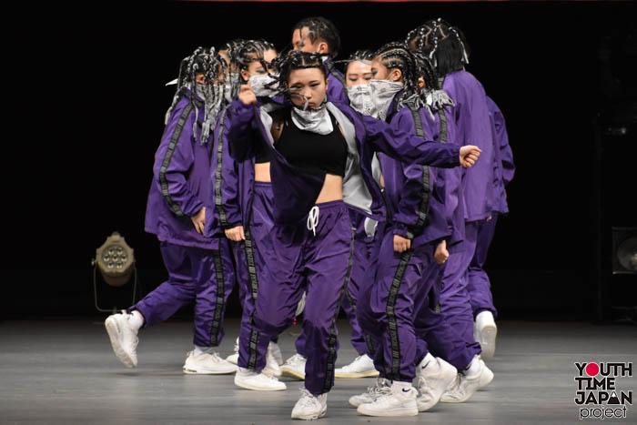 【スモールクラス全国大会】中京大学附属中京高校(愛知)が演技を披露!<第14回日本高校ダンス部選手権DANCE STADIUM>