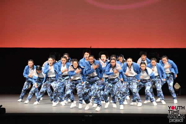 【ビッグクラス全国大会】鎮西高校(熊本)が演技を披露!<第14回日本高校ダンス部選手権DANCE STADIUM>