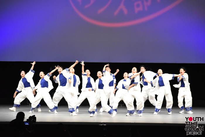 【スモールクラス全国大会】京都明徳高校(京都)が演技を披露!<第14回日本高校ダンス部選手権DANCE STADIUM>