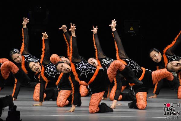 【ビッグクラス全国大会】東京都立狛江高校(東京)が演技を披露!<第14回日本高校ダンス部選手権DANCE STADIUM>