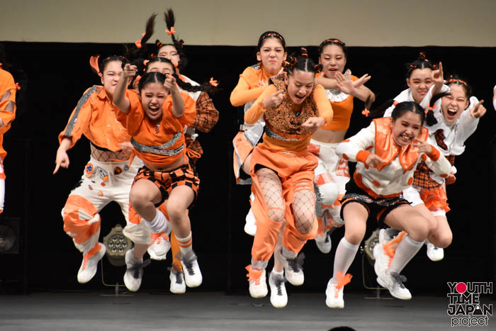 【スモールクラス全国大会】四條畷学園高校(大阪)が演技を披露!<第14回日本高校ダンス部選手権DANCE STADIUM>