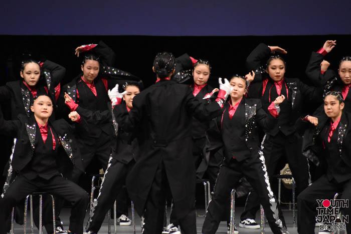 【ビッグクラス全国大会】日本体育大学桜華高校(東京)が演技を披露!<第14回日本高校ダンス部選手権DANCE STADIUM>