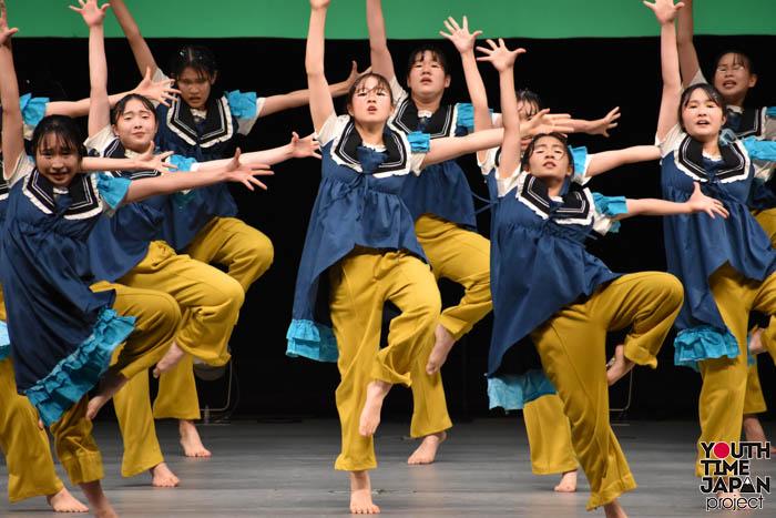 【ビッグクラス全国大会】大阪府立泉陽高校(大阪)が演技を披露!<第14回日本高校ダンス部選手権DANCE STADIUM>