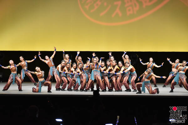 【ビッグクラス全国大会】東京都立三田高校(東京)が演技を披露!<第14回日本高校ダンス部選手権DANCE STADIUM>