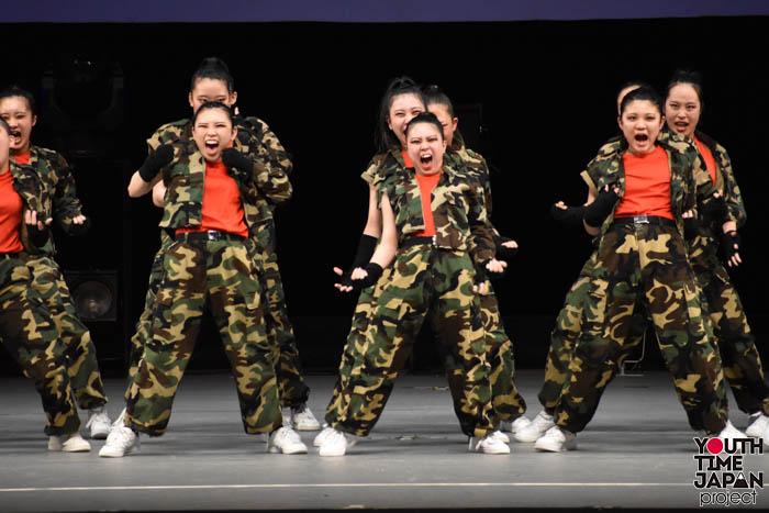 【ビッグクラス全国大会】宮城県塩釜高校(宮城)が演技を披露!<第14回日本高校ダンス部選手権DANCE STADIUM>