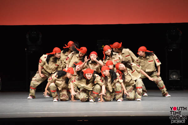 【ビッグクラス全国大会】叡明高校(埼玉)が演技を披露!<第14回日本高校ダンス部選手権DANCE STADIUM>