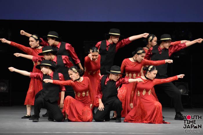 【スモールクラス全国大会】昭和第一学園高校(東京)が演技を披露!<第14回日本高校ダンス部選手権DANCE STADIUM>