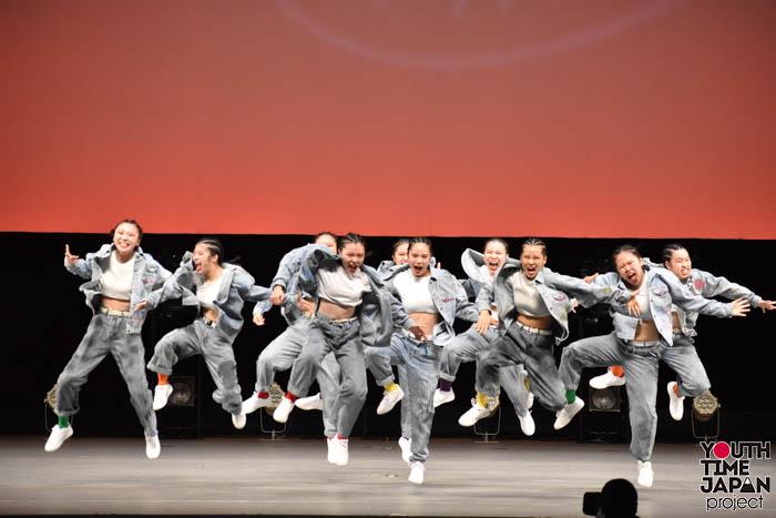 【スモールクラス全国大会】東京都立東大和高校(東京)が演技を披露!<第14回日本高校ダンス部選手権DANCE STADIUM>
