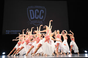 DANCE CLUB CHAMPIONSHIP Vol.9、準優勝は帝塚山学院高等学校!