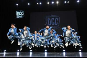 DANCE CLUB CHAMPIONSHIP Vol.9、Chiyoda賞は鎮西高等学校!
