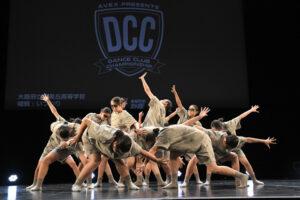 DANCE CLUB CHAMPIONSHIP Vol.9、3位は大阪府立登美丘高等学校!