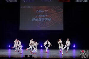 錦城高校(東京都)が演技を披露!<第14回日本高校ダンス部選手権DANCE STADIUM>