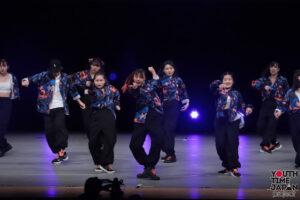 岩倉高校(東京都)が演技を披露!<第14回日本高校ダンス部選手権DANCE STADIUM>