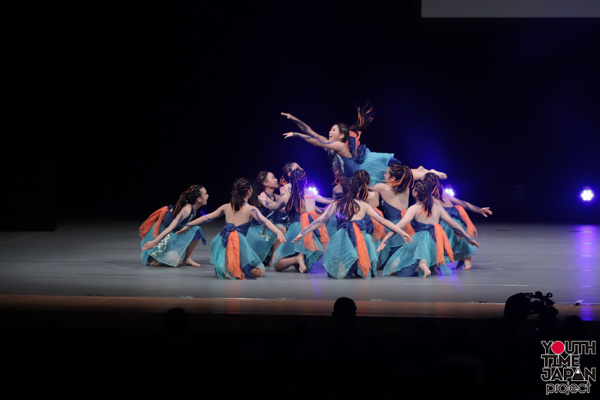 神奈川県立座間高校(神奈川県)が演技を披露!<第14回日本高校ダンス部選手権DANCE STADIUM>