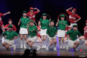 桜美林高校(東京都)が演技を披露!<第14回日本高校ダンス部選手権DANCE STADIUM>