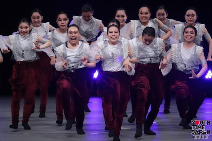 八王子学園八王子高校(東京都)が演技を披露!<第14回日本高校ダンス部選手権DANCE STADIUM>