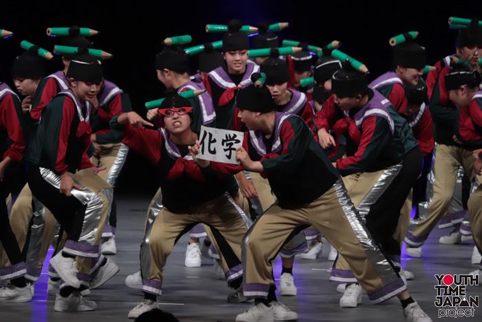 神奈川県立川和高校(神奈川県)が演技を披露!<第14回日本高校ダンス部選手権DANCE STADIUM>