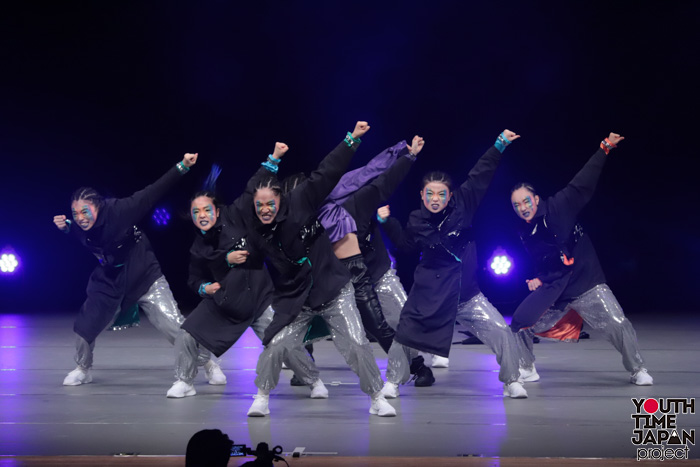 実践学園高校(東京都)が演技を披露!<第14回日本高校ダンス部選手権DANCE STADIUM>