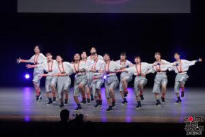 横浜清風高校(神奈川県)が演技を披露!<第14回日本高校ダンス部選手権DANCE STADIUM>