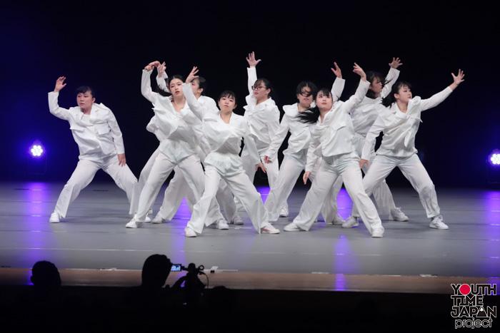 大成女子高校(茨城県)が演技を披露!<第14回日本高校ダンス部選手権DANCE STADIUM>