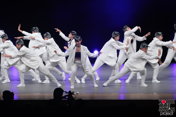 東京都立高島高校(東京都)が演技を披露!<第14回日本高校ダンス部選手権DANCE STADIUM>